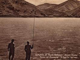 Turismo al Bacino del Brasimone.